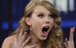 TaylorSwift Surprise