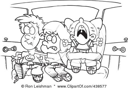 3 Easy Steps To Stop Carpool Bickering
