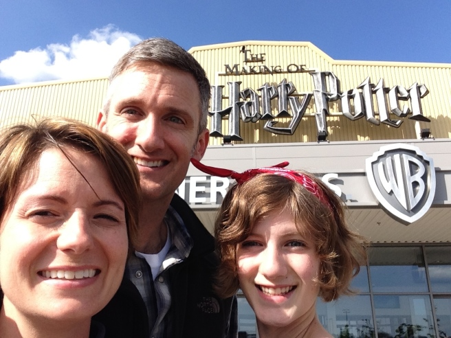Saying goodbye to Harry Potter Studios