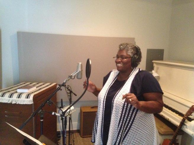 Pastor Glenda Sutton